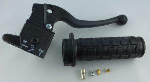234 Gasdrehgriff mit mechanischer Bremse