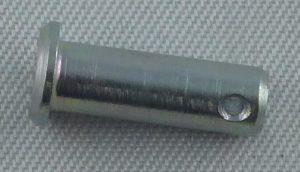Bolzen für Gabelkopf Grösse 4x12x10 mm