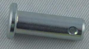 Bolzen für Gabelkopf Grösse 5x15x12,3 mm