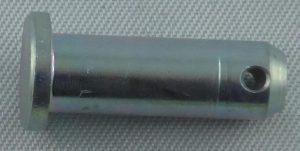 Bolzen für Gabelkopf Grösse 6x18x15,3 mm