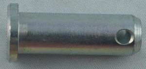 Bolzen für Gabelkopf Grösse 12x35x29,5 mm