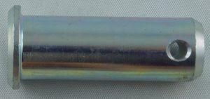 Bolzen für Gabelkopf Grösse 16x45x38,2 mm