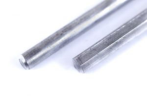 Aluminium Round/Six-Edge Material