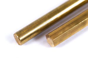 Brass Round/Six-Edge Material