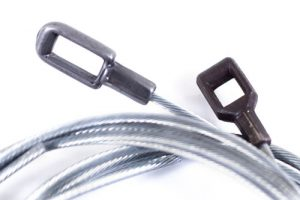 Wire Ropes with Drawbar Eyes