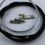 Selbstbausatz Seil 1,5 mm mit Kugel 4 mm