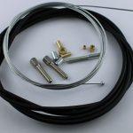Selbstbausatz Seil 1,5 mm mit Kugel 5 mm