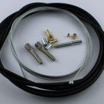 Selbstbausatz Seil 1,5 mm mit Kugel 6 mm
