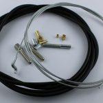 Selbstbausatz Seil 1,5 mm mit Z Haken 4  mm