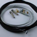 Selbstbausatz Seil 1,5 mm mit Quernippel 6 x 10 mm