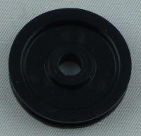 BP Umlenkrolle für Seil bis 1,2 mm Durchmesser