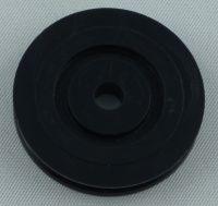 BP Umlenkrolle für Seil bis 1,6 mm Durchmesser