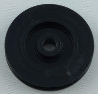 BP Umlenkrolle für Seil bis 3 mm Durchmesser