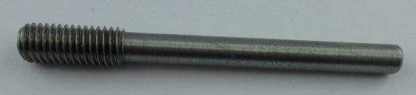 Gewindestange M 8 x75  Bohr 3,6 mm