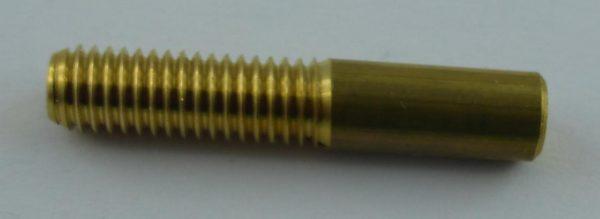 Gewindestange M5x27  Bohr 1,7 mm