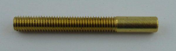 Gewindestange M5 x 44  Bohr 1,2 mm