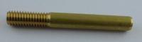 Gewindestange M6 x 48  Bohr 2,2 mm