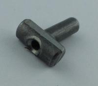 T Endstück 17,5 x 25x Bohrung 3,5 mm