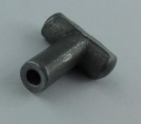 T Endstück 18 x 20x Bohrung 3,2 mm