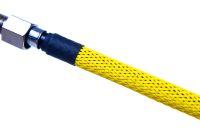 Design Geflechtschlauch Neon Yellow 7 und 8  mm