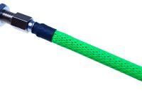 Design Geflechtschlauch Neon Green 4,5,6 mm