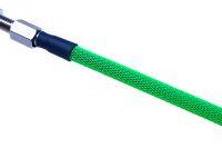 Design Geflechtschlauch Neon Green 7 und 8  mm
