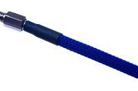 Design Geflechtschlauch Blue  4,5,6 mm