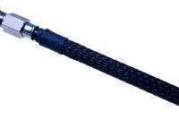 Design Geflechtschlauch Black  4,5,6 mm