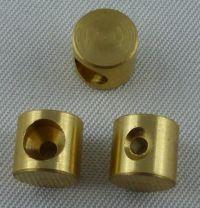 Lötnippel 6,5x5x1,7 mm