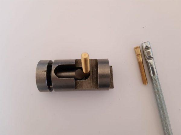 Manuelles Presswerkzeug für Seilenden von 4 - 8 mm